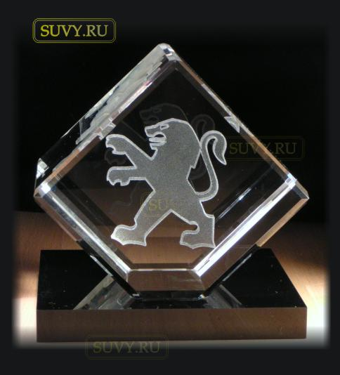 Гравировка логотипа на стекле