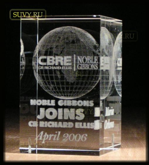 Корпоративный подарок для международной компании CBRE