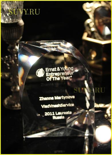 Эксклюзивный подарок для лучших сотрудников и руководителей ERNS&YONG